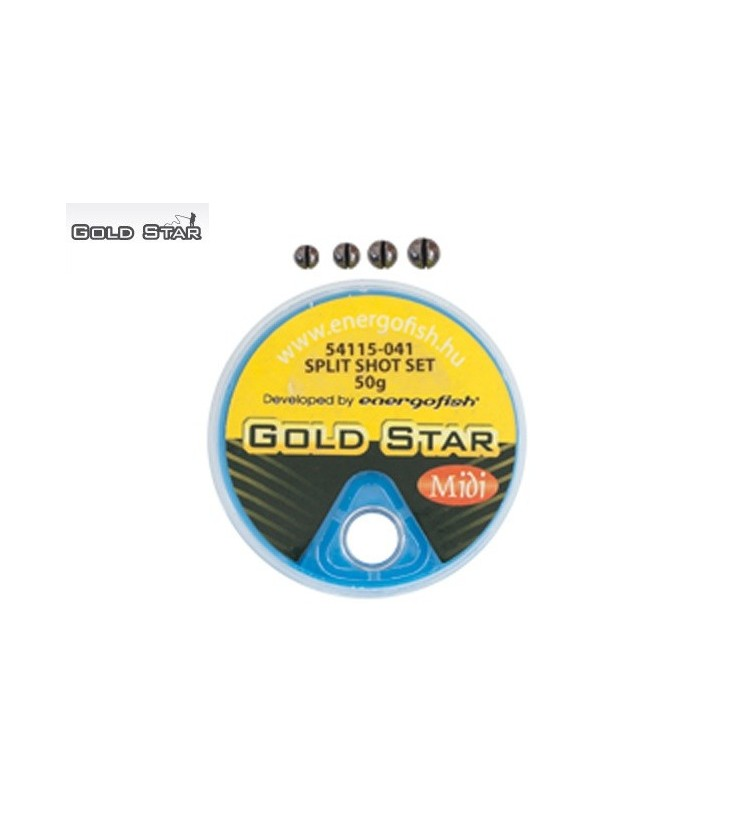 Broky Gold Star Mini 50g