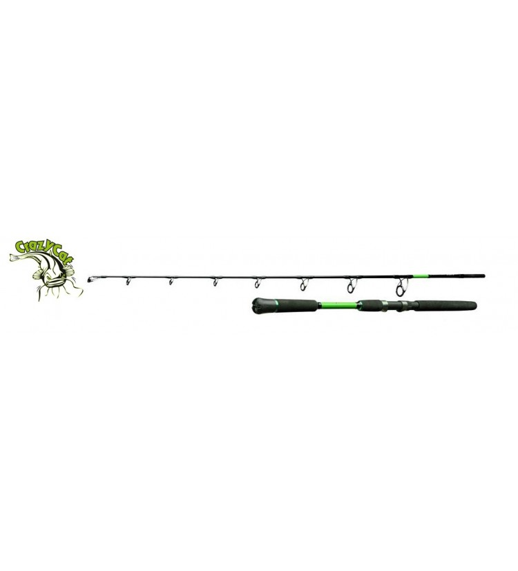 Prut Crazy Cat Vertikal 1,80 m / 200 g