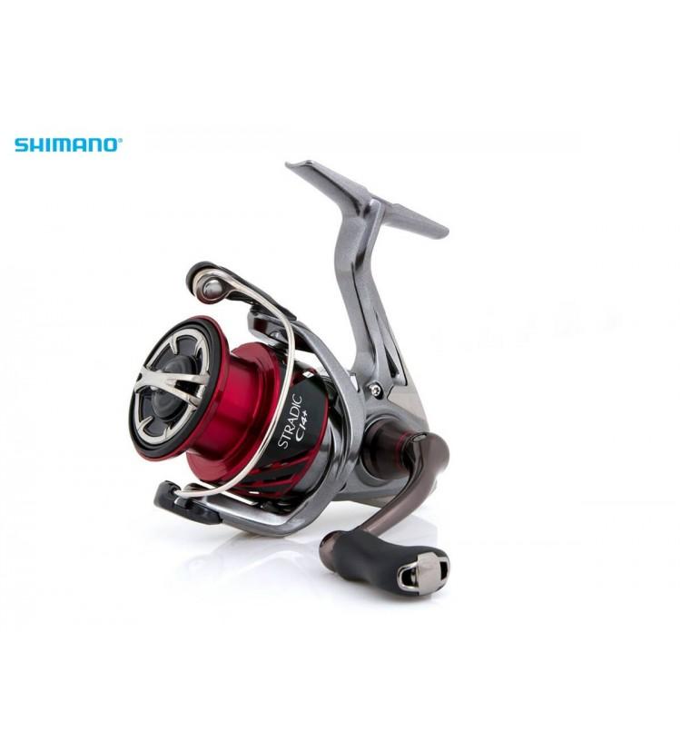 Naviják Shimano Stradic CI4 4000 FB