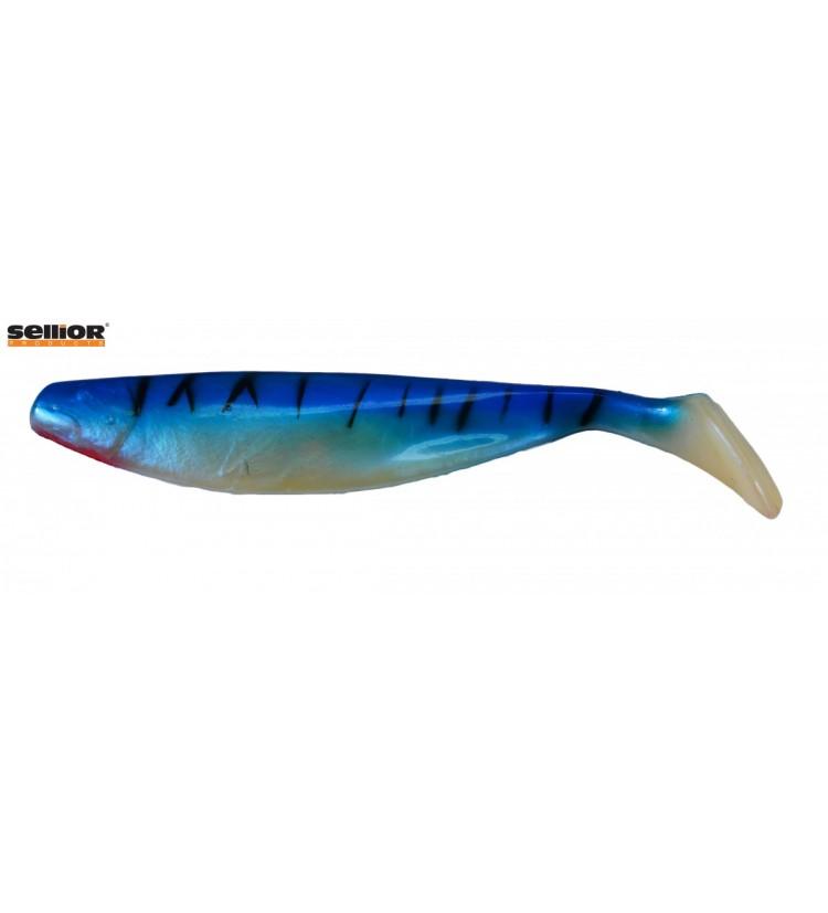 Gumová ryba Sellior 25cm / 2ks balení