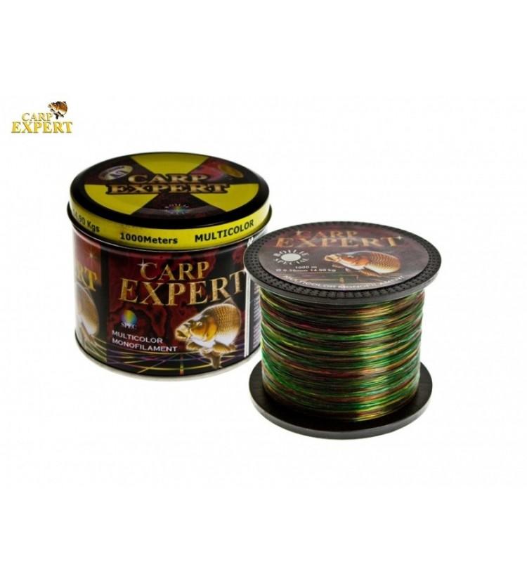 Vlasec Carp Expert Boilie special Multicolor 1000m / 0,30mm