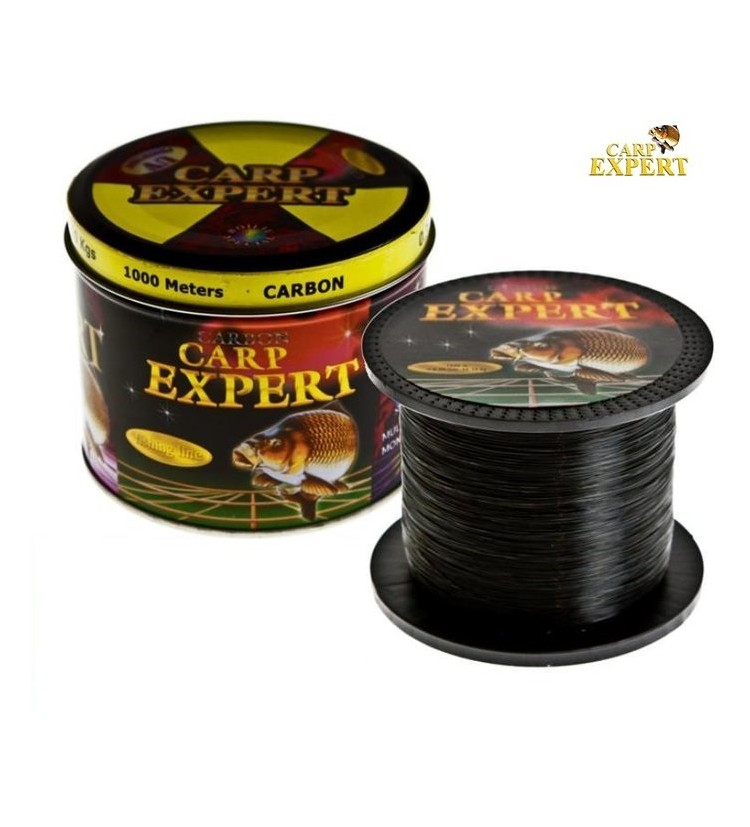 Vlasec Carp Expert Carbon 1000m / 0,25mm