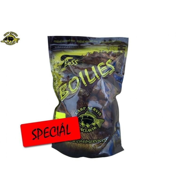 Boilies Boss2 SPECIAL Carp Servis Václavík - Krill-Kreveta 25mm / 1kg