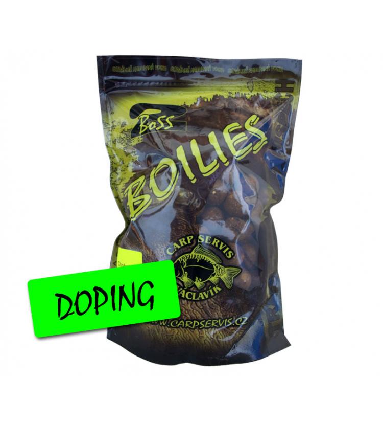Boilies Boss2 Doping Carp Servis Václavík - oliheň-chobotnice 25mm / 1kg