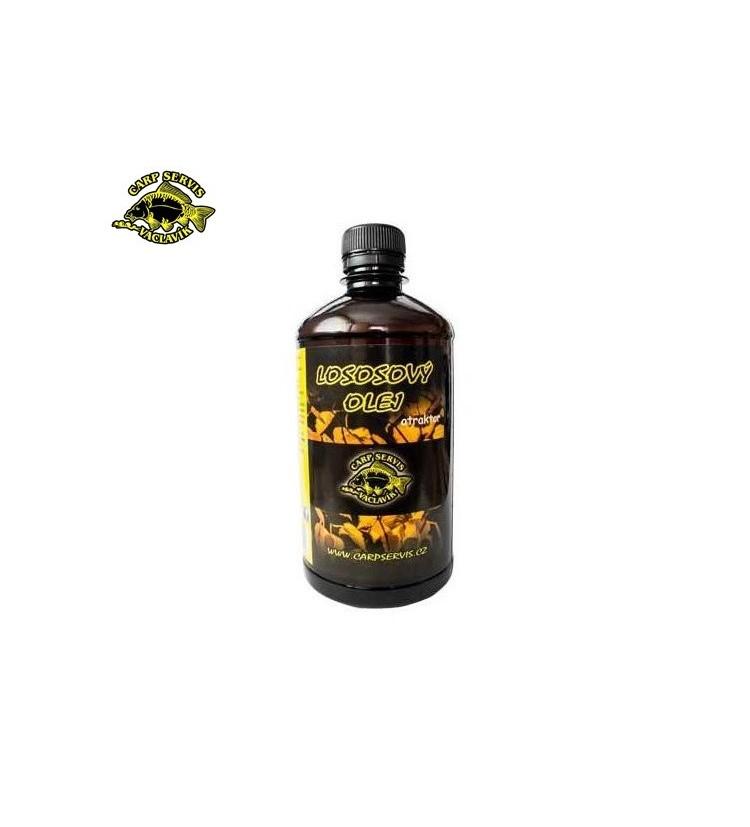 Lososový olej Carp Servis Václavík 500ml