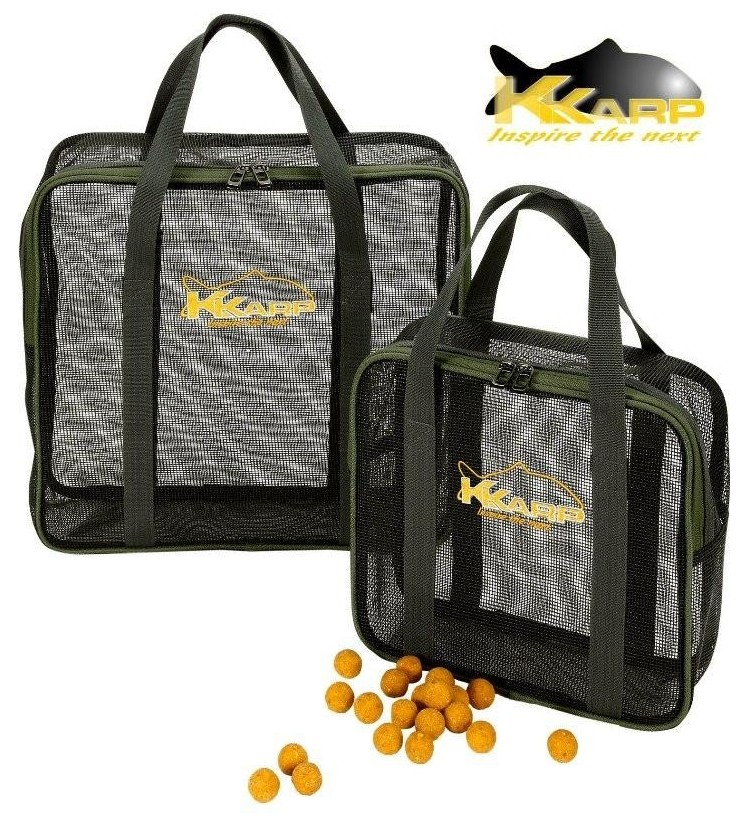 Taška K-Karp Air-Dry Boilies Bag Large