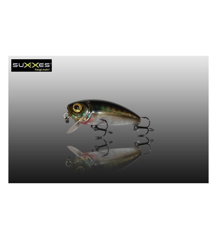 Wobler Suxxes Gecko Bug 4cm - silver brown