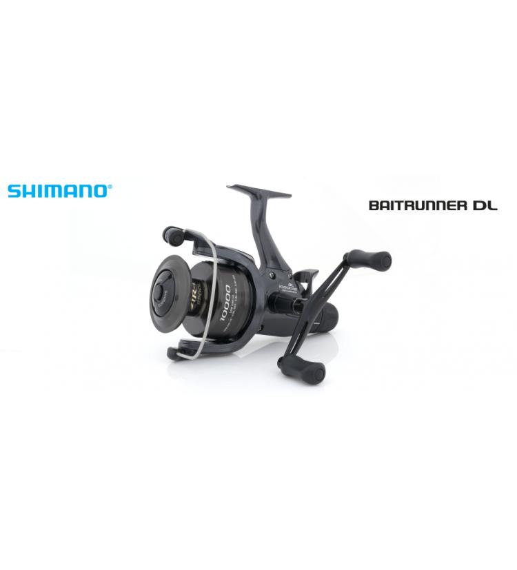 Naviják Shimano Baitrunner DL 6000 RB