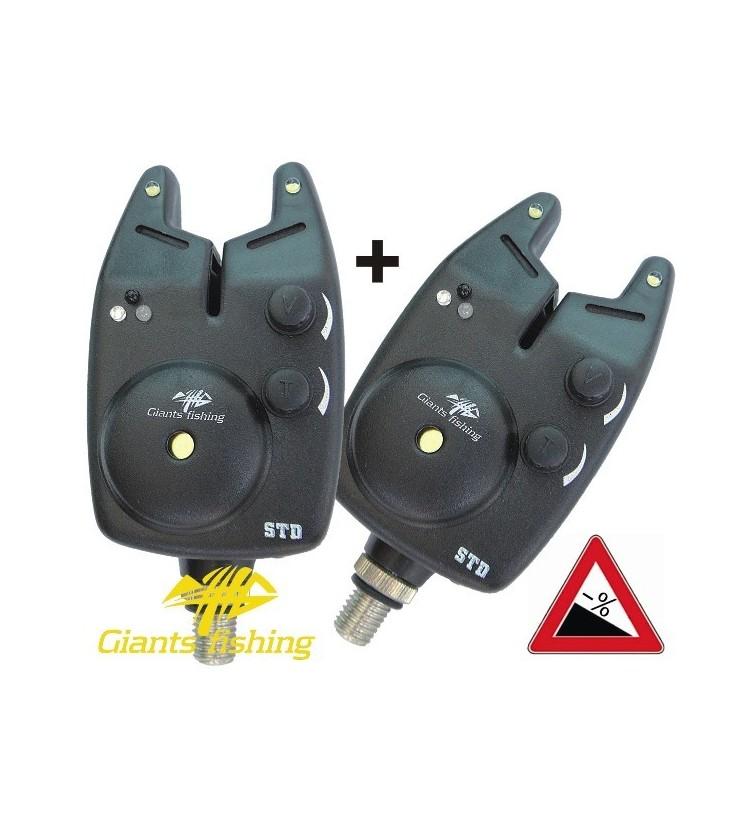 Hlásič Bite Alarm STD ( 12V Baterie) AKCE 1+1!