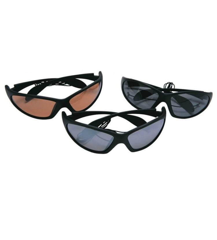 Brýle s pouzdrem zdarma! Černá skla