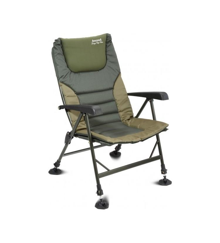 Anaconda Křešílko Lounge Carp Chair