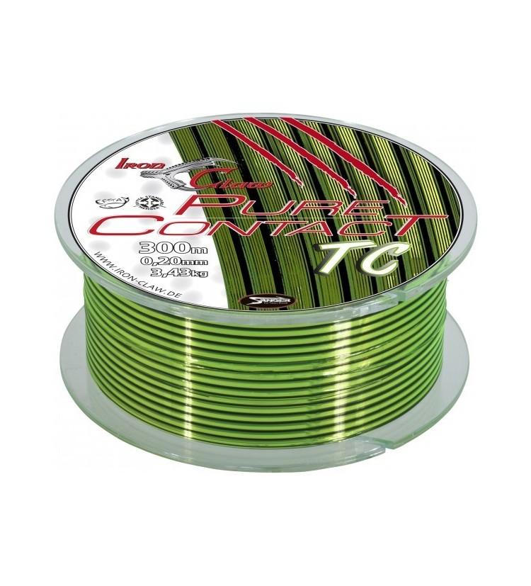 Saenger Vlasec Pure Contact Mono Line, 300m Průměr 0,30 mm