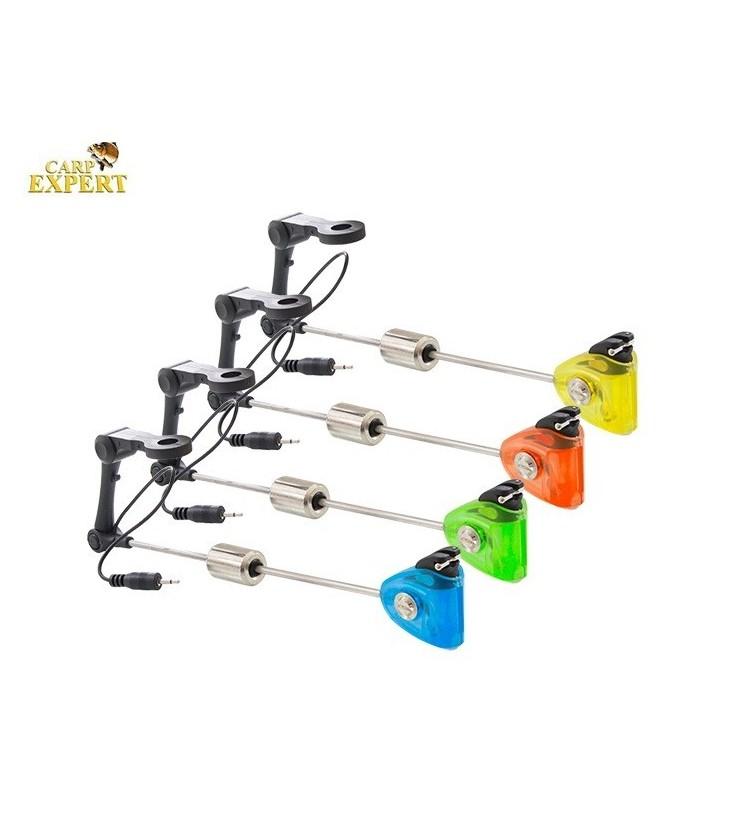Carp Expert Swinger Deluxe LED Červený