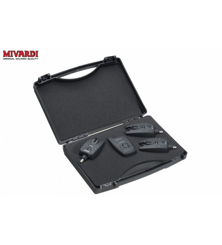 Mivardi Sada hlásičů M1300 wireless 3+1