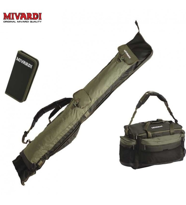 Carp Luggage set Mivardi - Premium 215