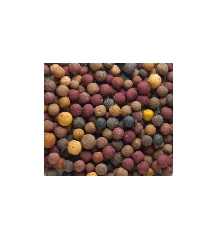 Vnadící boilies Rapid - Multi mix - 2,5 kg