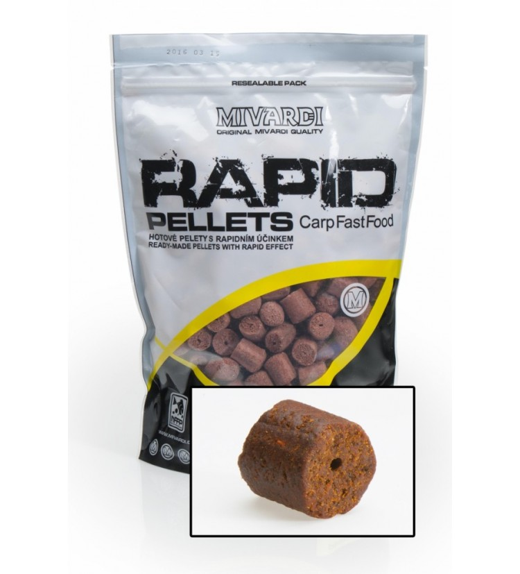 Pelety Rapid Extreme - Spiced Protein 16mm 1 kg