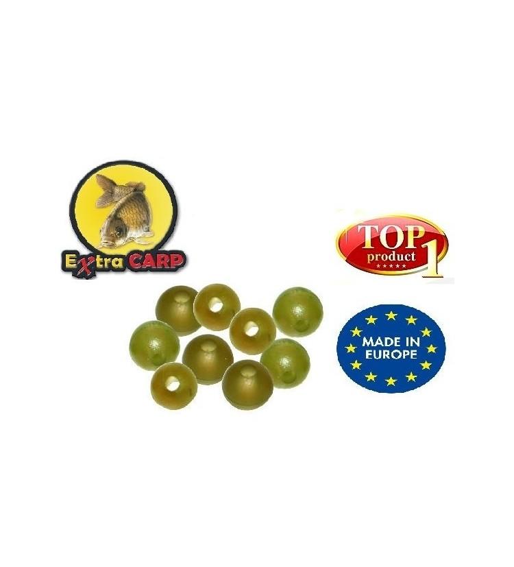 Extra Carp Rubber Beads gumové korálky 4mm 20ks