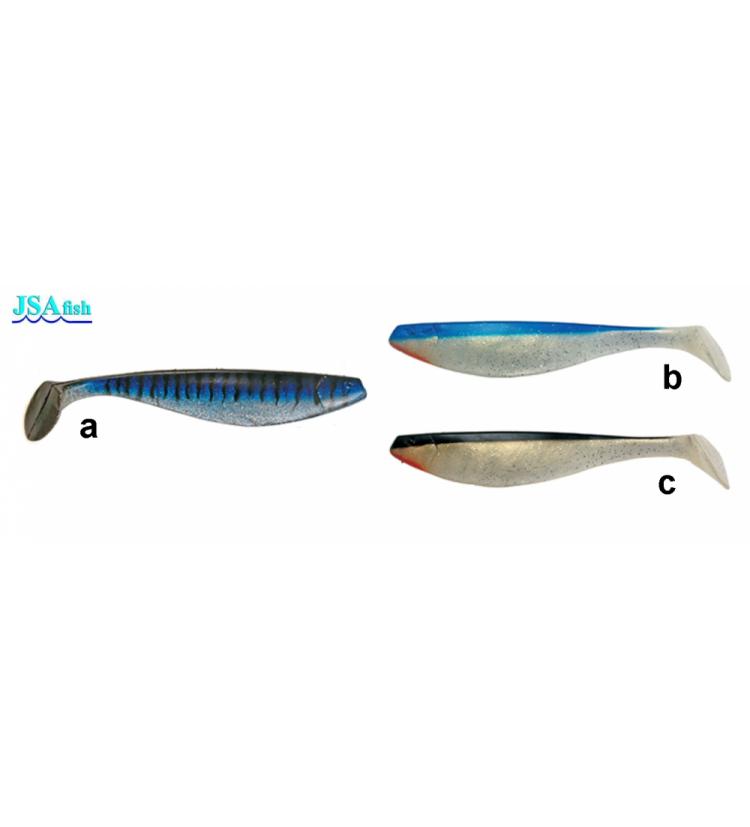 Gumová rybka Ice Fish Monster 25cm / 2ks