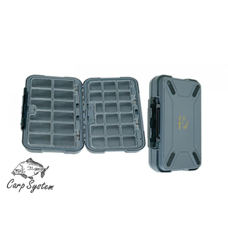 Krabička JAS Carp system 200 x 115 x 50mm