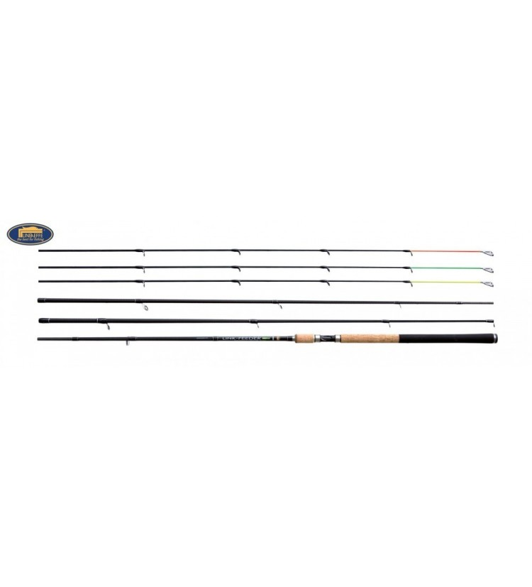 Prut Lineaeffe Link Feeder 3,9m 90-150g