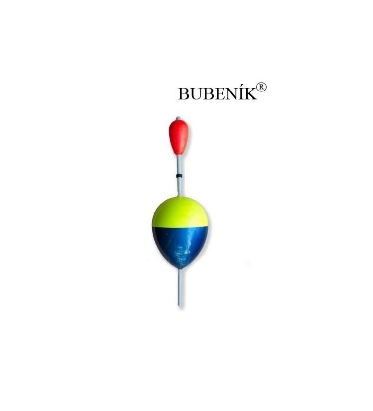 Sumcový splávek Bubeník - průběžný 660g