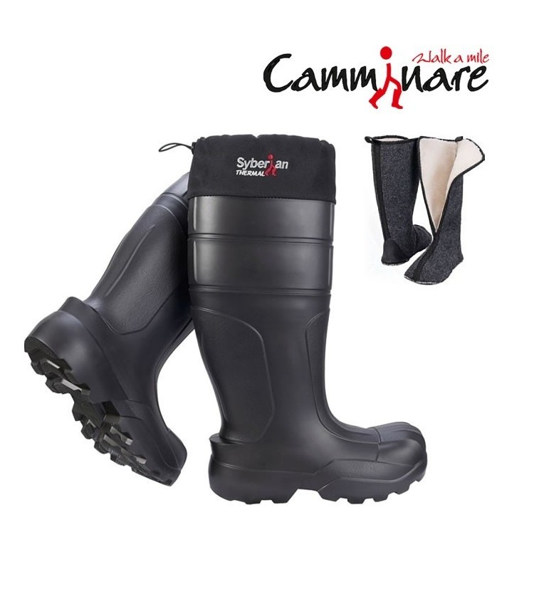 Holinky Camminare syberian thermal plus do -70° - vel. 44