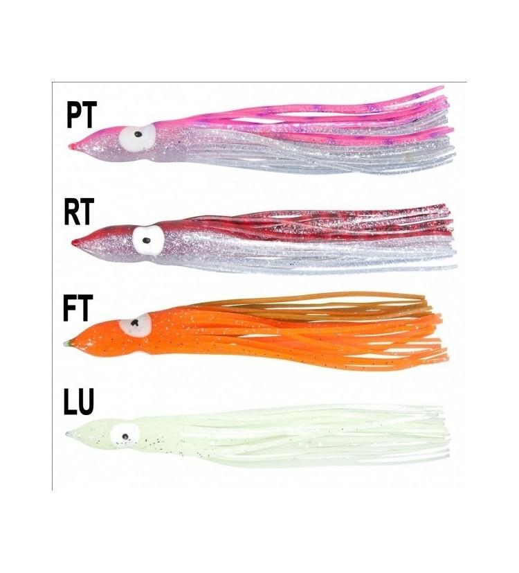 Imitace chobotnice Uni Cat Vzor LU - 18cm / 3ks balení