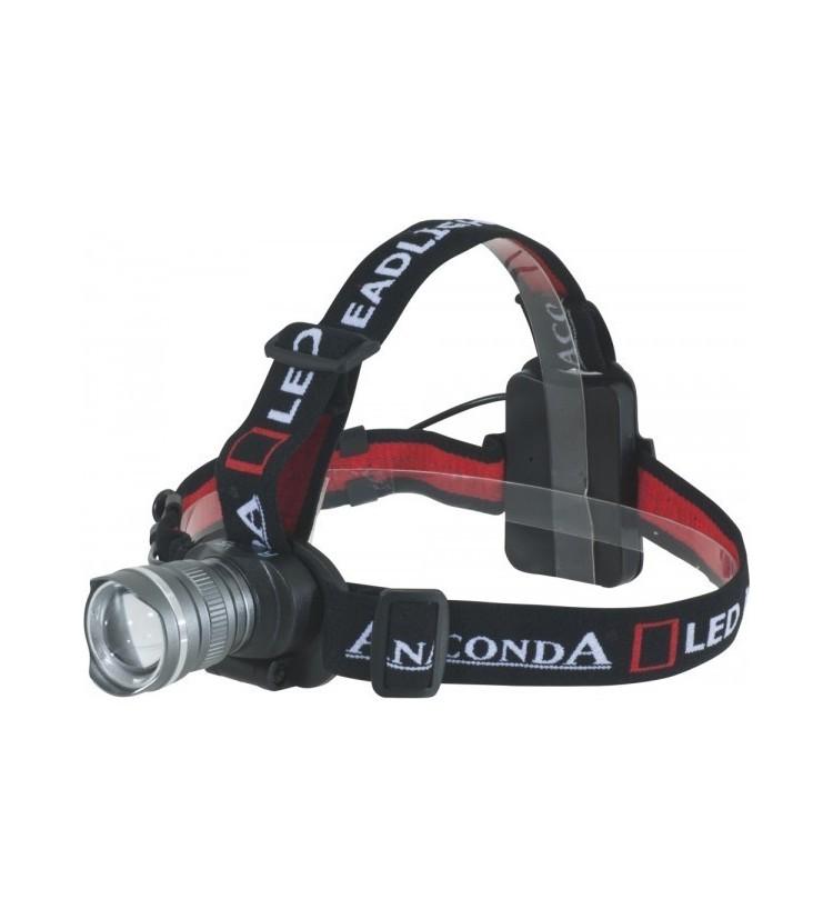 Čelová svítilna Anaconda R5
