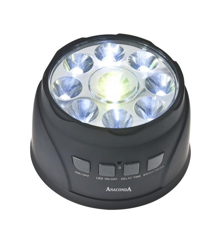 Svítilna + příposlech Anaconda Radio Link Stan Device lampa