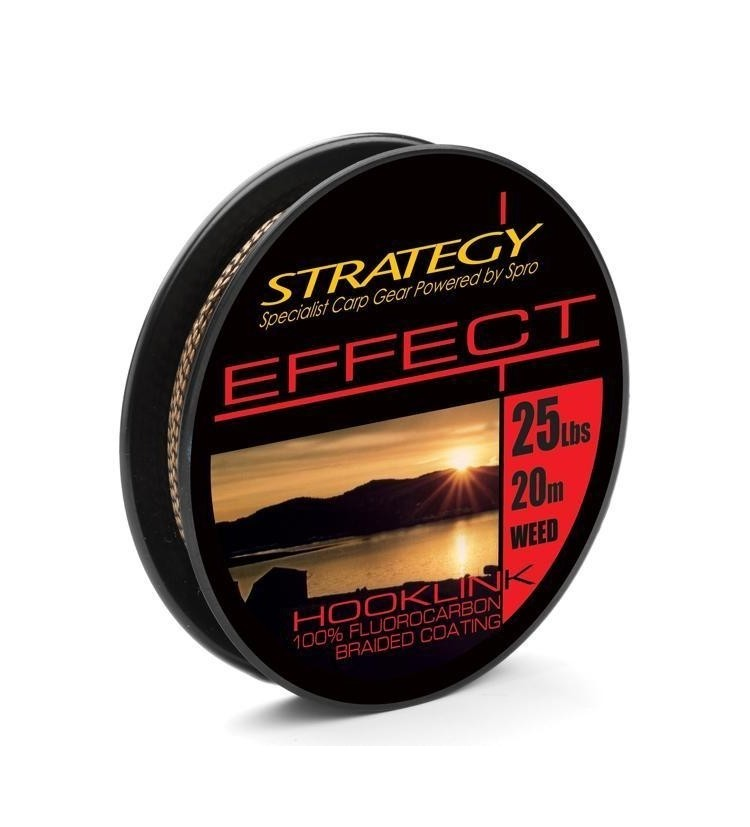 Šňůra návazcová Strategy Effect SPRO 15lb, 20m