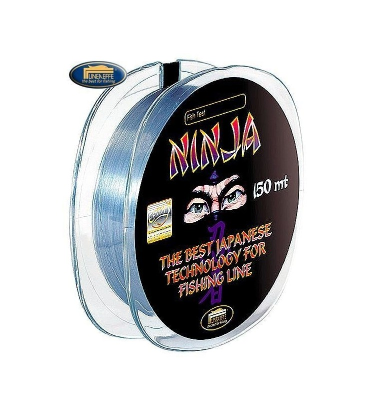 Vlasec Ninja Reel LINEAEFFE (0,15mm, 0,16mm, 0,20mm, 0,40mm)