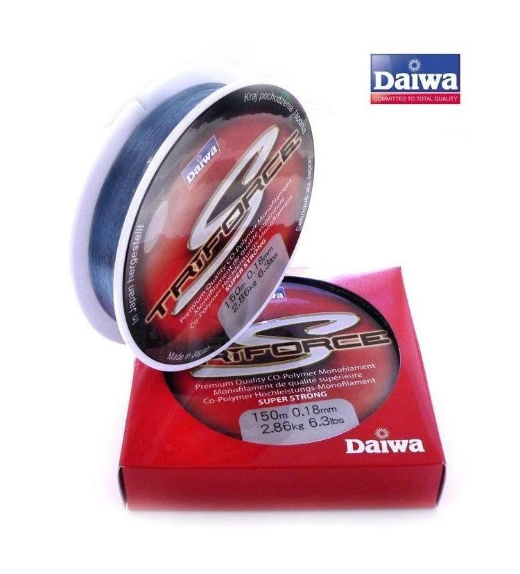 Vlasec Triforce DAIWA (0,12mm, 0,14mm, 0,16mm, 0,18mm)