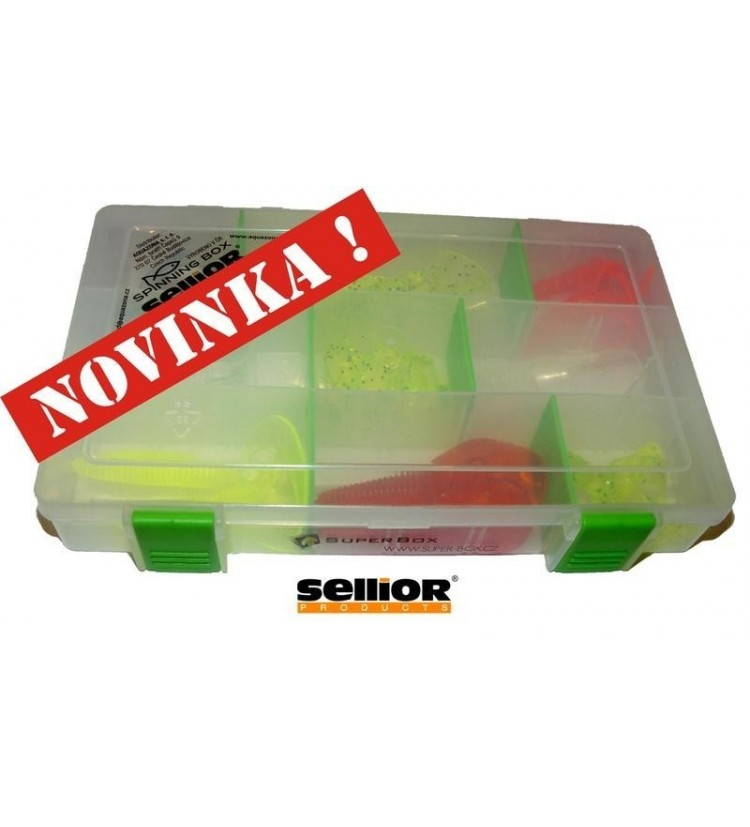 Spinning box SELLIOR