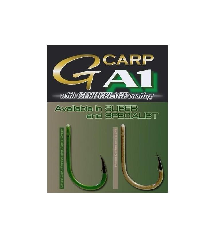 Háček G-Carp Super Camou A1 GAMAKATSU