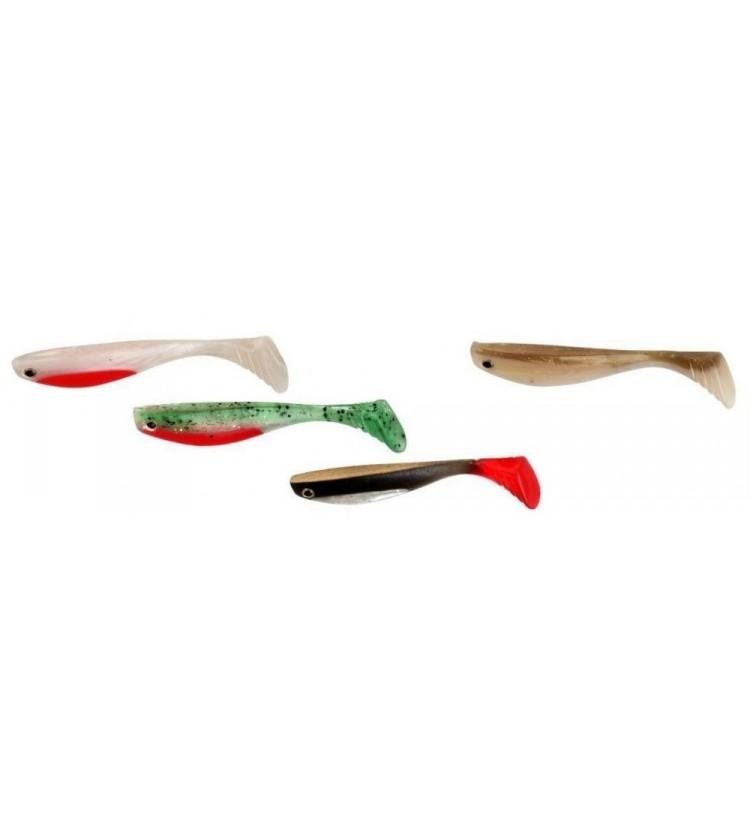 Rybky gumové Wacky Shad SPRO (balení 6, 8 a 10 ks.)