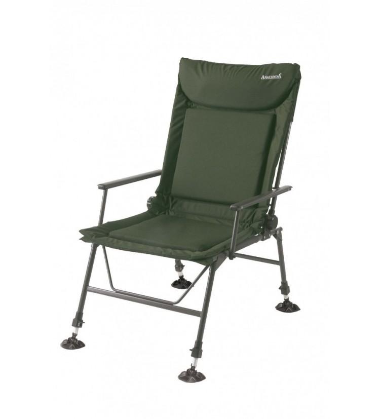 Rybářské křeslo Anaconda Cusky Giant Chair