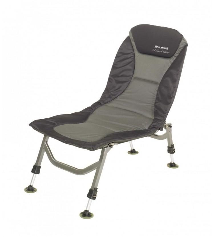 Rybářské křeslo Anaconda Vi Lock Chair