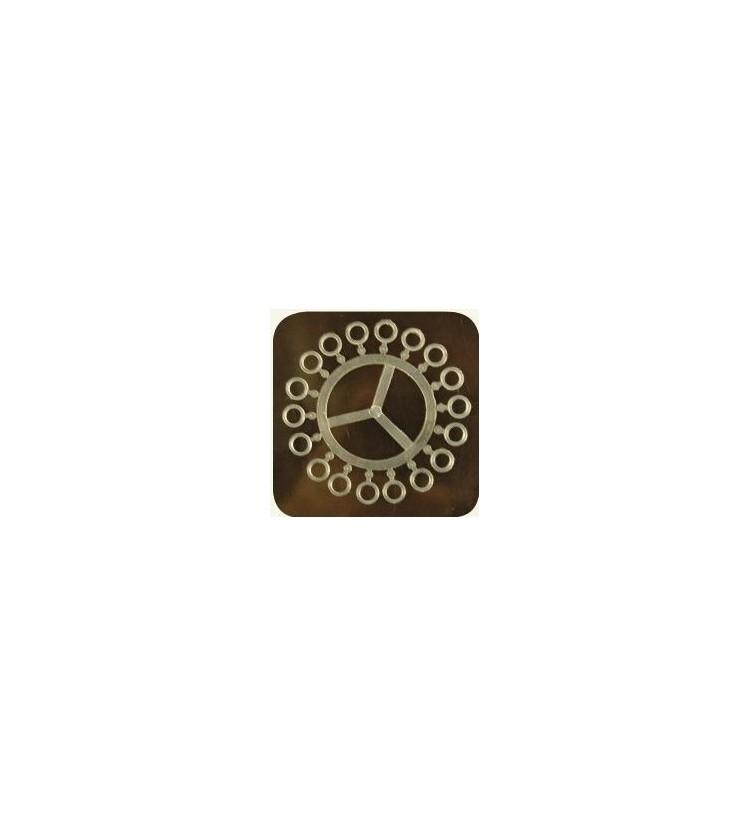 Silikonové kroužky Extra Carp Bait Elastic Bands 5,5mm - 18ks