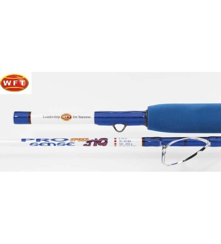 Prut WFT Pro Sense Speed Jig 2,35m 120-600g