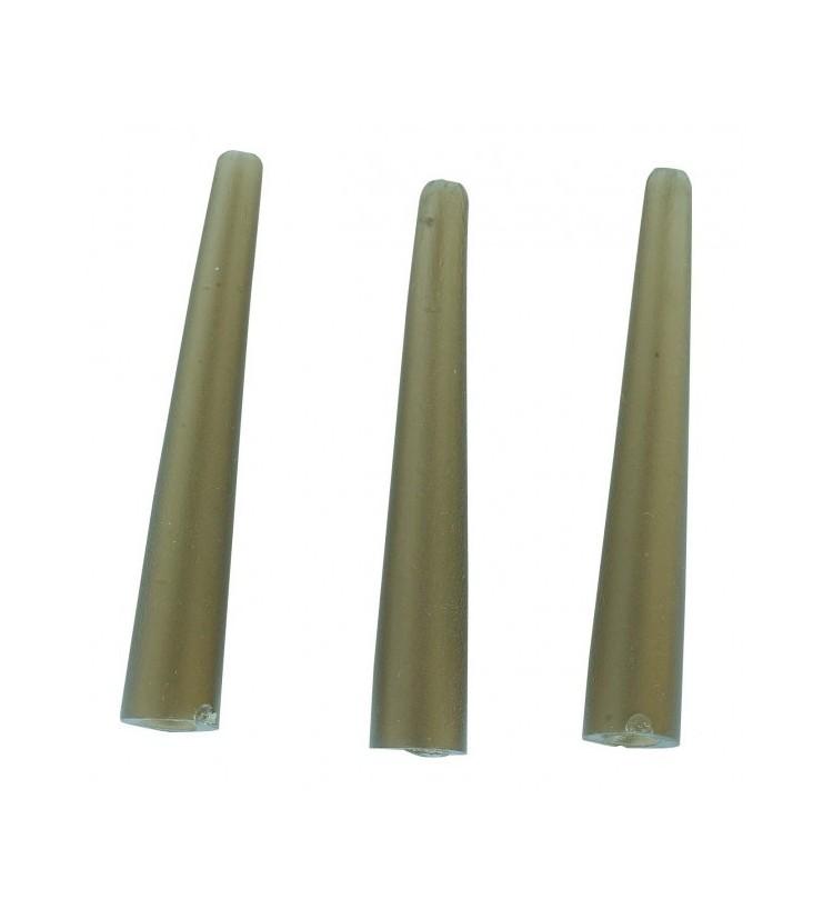Převleky na klip - zelená barva 10ks