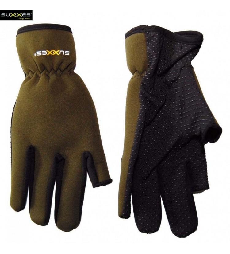 Vláčecí neoprenové rukavice SUXXES velikost M