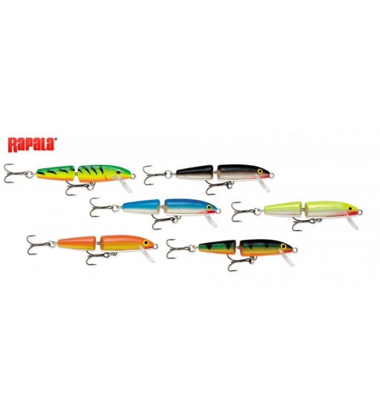 Woblery Rapala Jointed 5cm