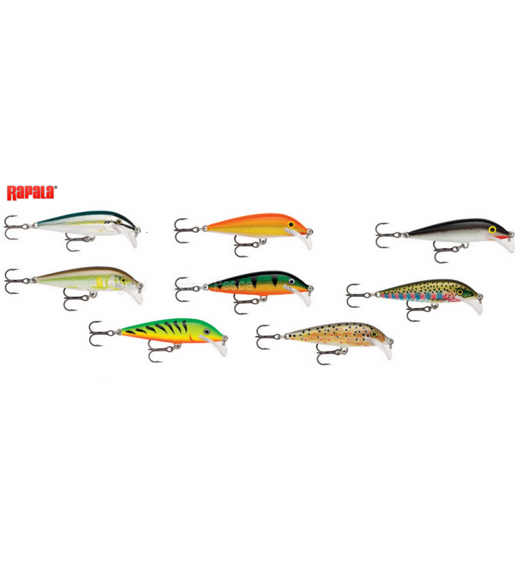 Woblery Rapala Sinking Countdown 9cm