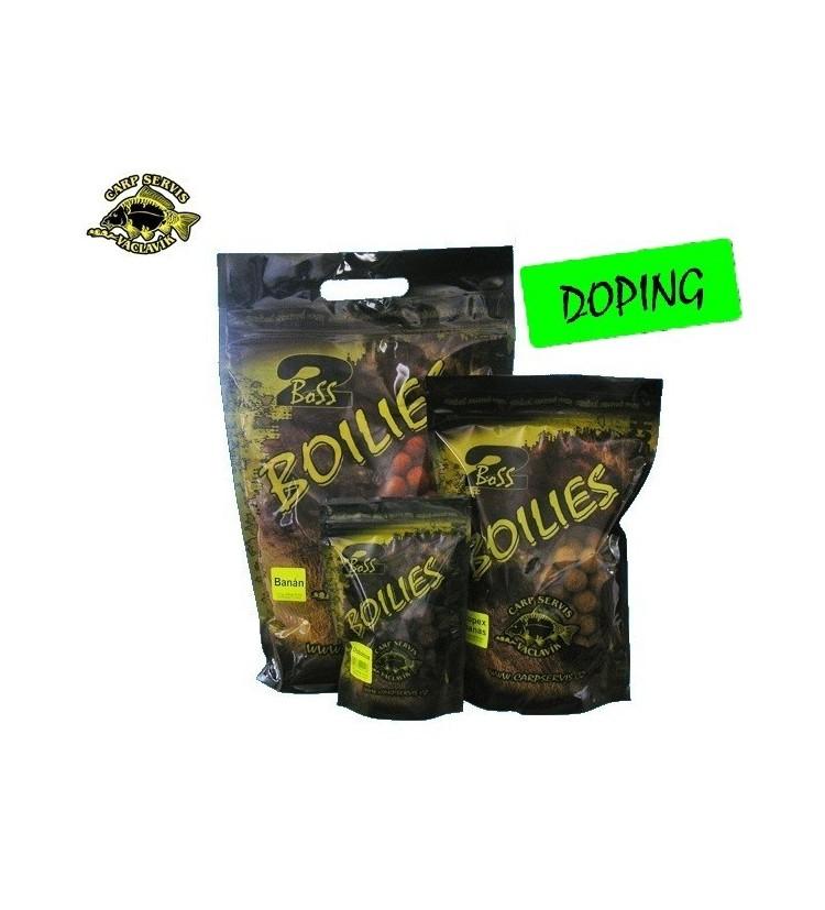 Boilies Boss2 Doping Carp Servis Václavík - různé příchutě 20mm / 1kg