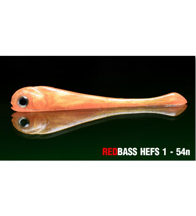 Smáček RedBass HEFS-54 7,5cm / 3ks balení