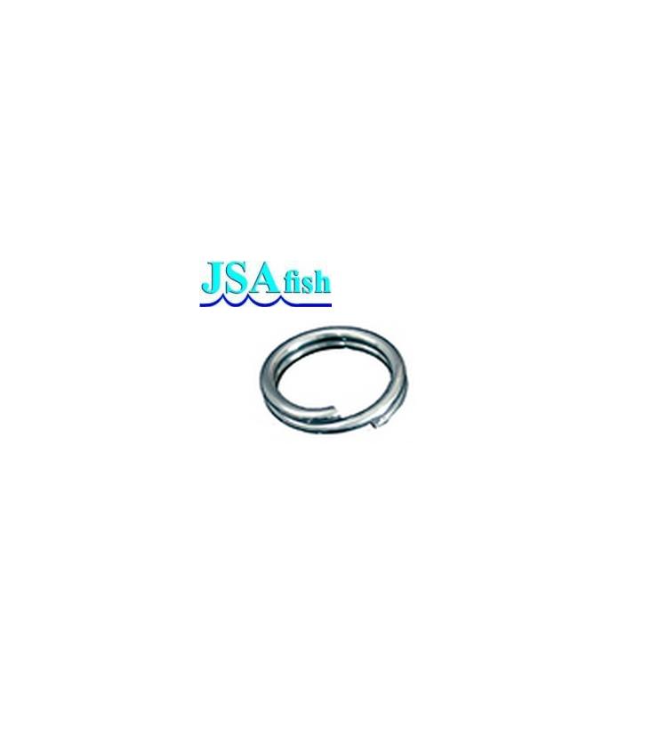 Kroužky JSA fish XX vel.15 / 10 ks balení