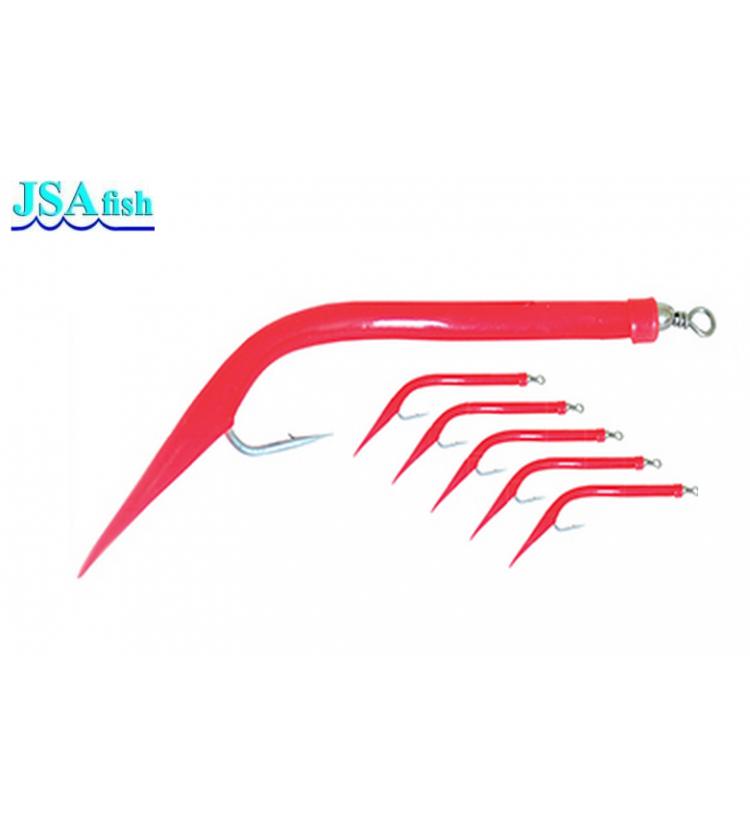 Treskové papriky JSA fish Vel. 12/0 / 5ks balení