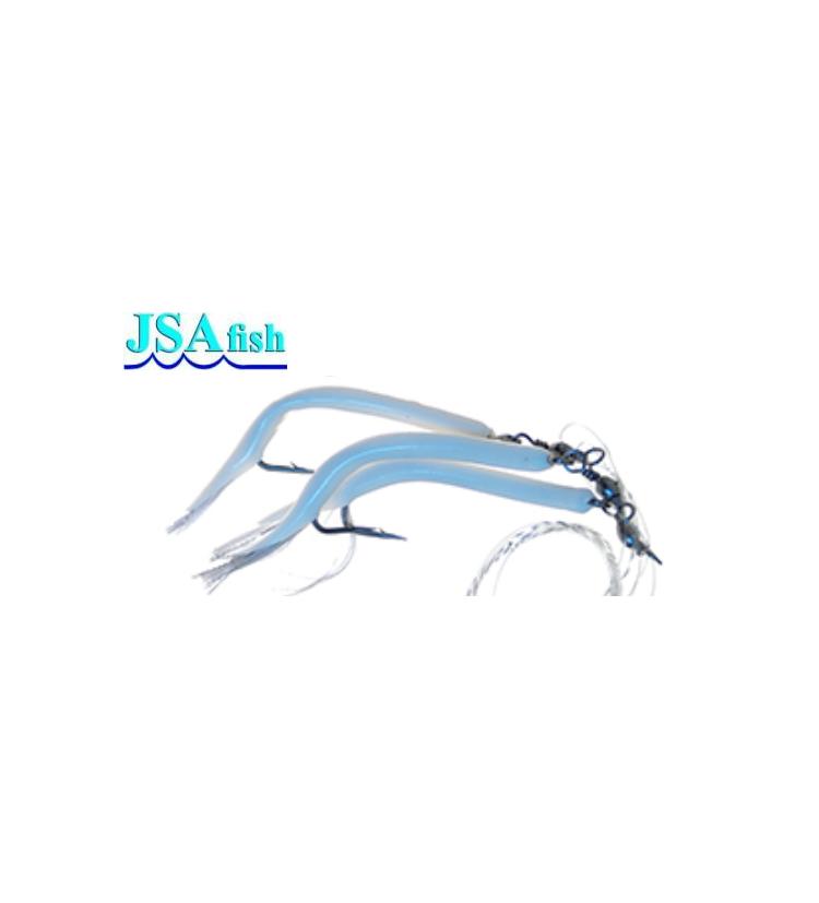 Trubičkový návazec JSA fish Vel. 12/0 / 2ks balení