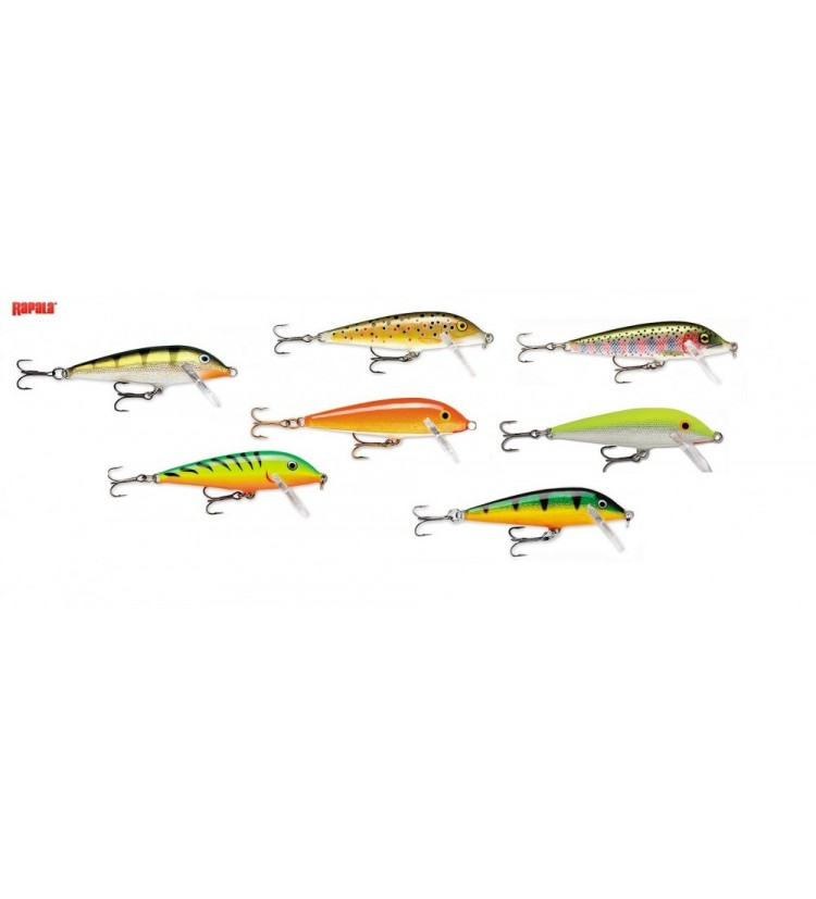 Woblery Rapala Sinking Countdown 3cm